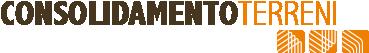 Consolidación de terreno – Edilsystem srl Logo
