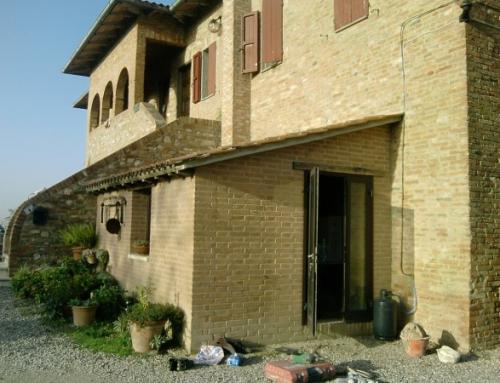 Edificio civile abitazione – Siena